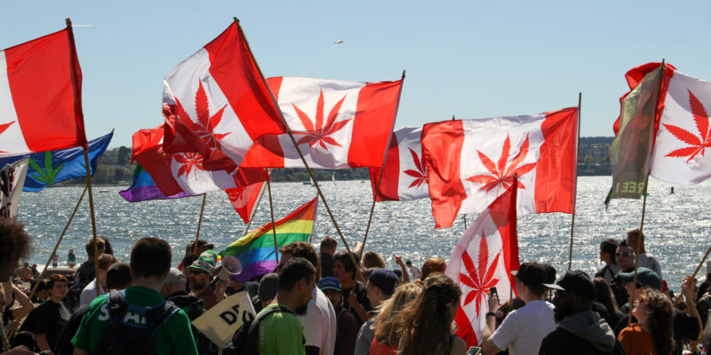 Legal weed is coming to Canada in 2018. Here's what your province will look like.